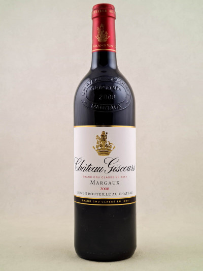 Giscours - Margaux 2008
