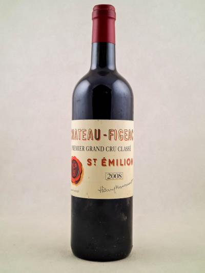 Figeac - Saint Emilion 2008