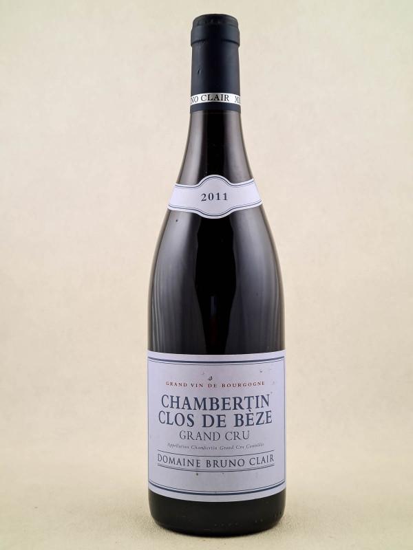 Bruno Clair - Chambertin Clos de Bèze 2011
