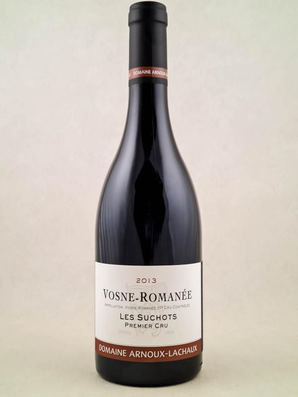 """Arnoux Lachaux - Vosne Romanée 1er cru """"Les Suchots"""" 2013"""