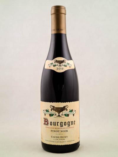 Coche Dury - Bourgogne Pinot Noir 2016