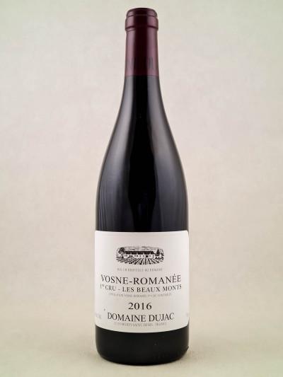 """Dujac - Vosne Romanée 1er cru """"Les Beaux Monts"""" 2016"""