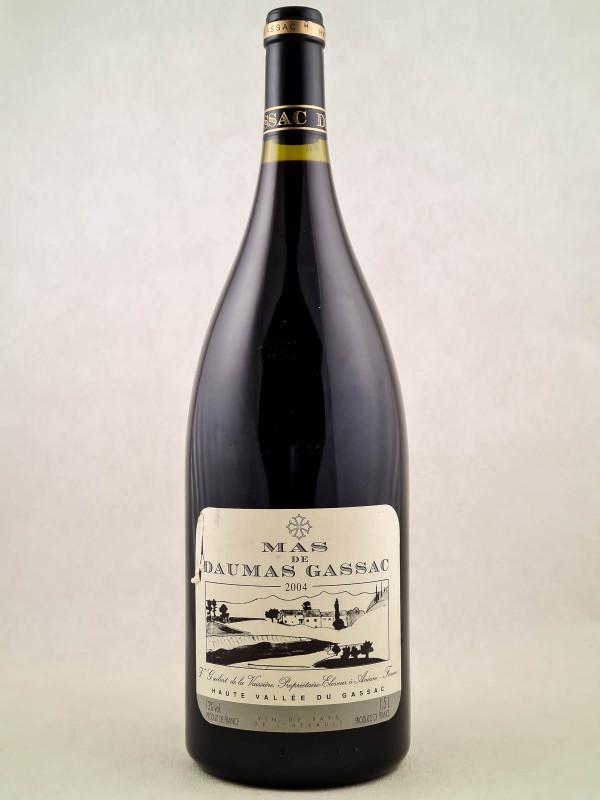 Mas de Daumas Gassac - Vin de Pays de l'Hérault 2004 MAGNUM