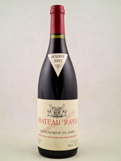 Rayas - Châteauneuf du Pape 2005