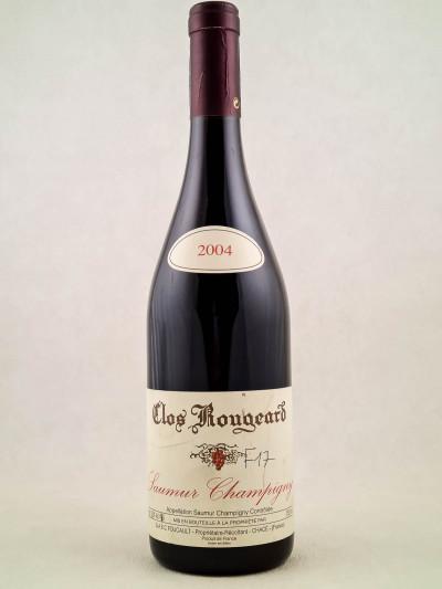 Clos Rougeard - Saumur Champigny 2004