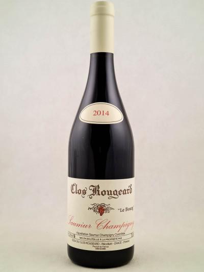 "Clos Rougeard - Saumur Champigny ""Le Bourg"" 2014"
