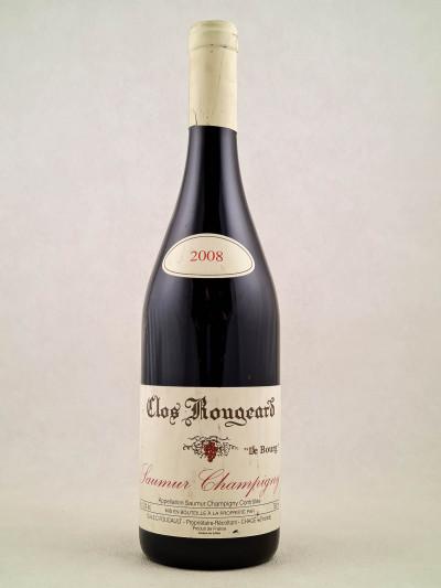 "Clos Rougeard - Saumur Champigny ""Le Bourg"" 2008"