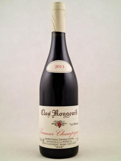 "Clos Rougeard - Saumur Champigny ""Le Bourg"" 2010"