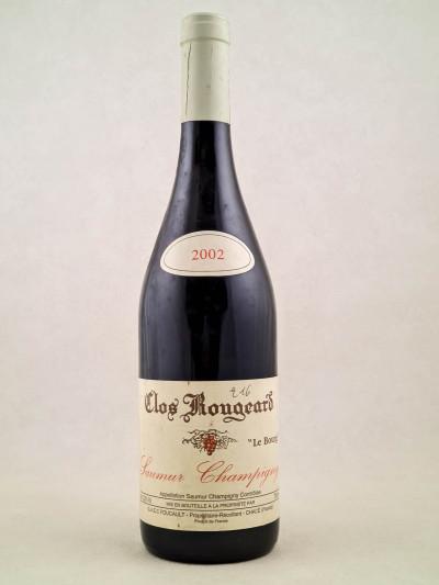 "Clos Rougeard - Saumur Champigny ""Le Bourg"" 2002"