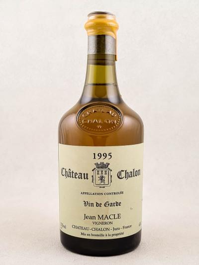 Jean Macle - Château Châlon Vin Jaune 1989