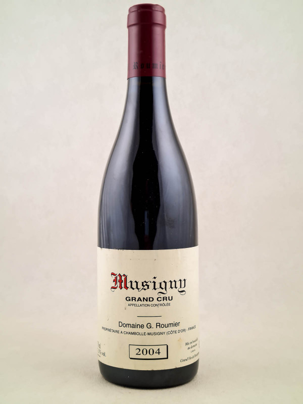 Georges Roumier - Musigny 2004