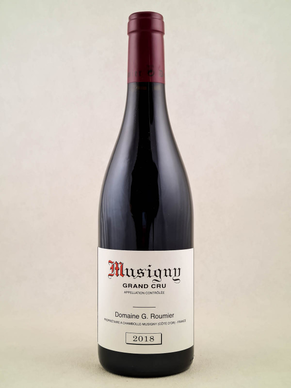 Georges Roumier - Musigny 2018