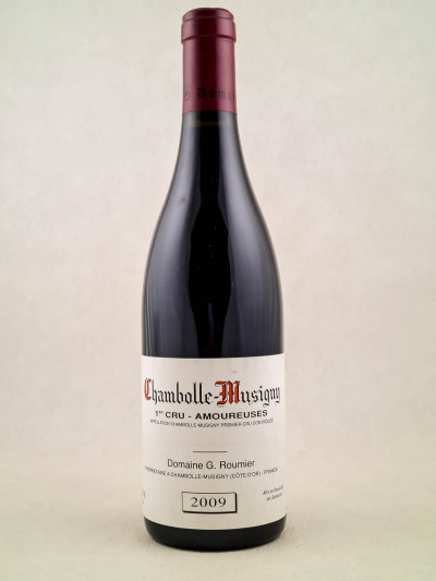"Georges Roumier - Chambolle Musigny 1er cru ""Amoureuses"" 2009"