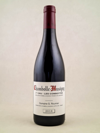 "Georges Roumier - Chambolle Musigny 1er cru ""Combottes"" 2018"