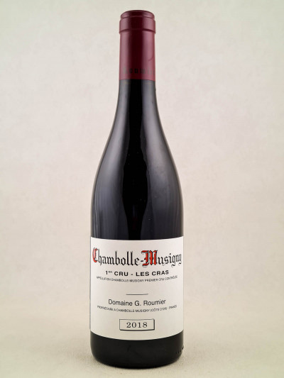 "Georges Roumier - Chambolle Musigny 1er cru ""Cras"" 2018"