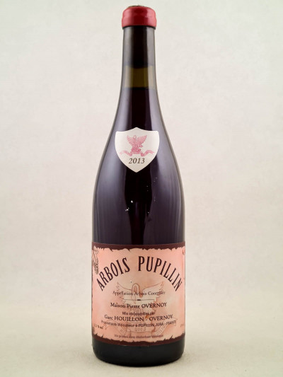 Overnoy - Arbois Pupillin rouge 2013