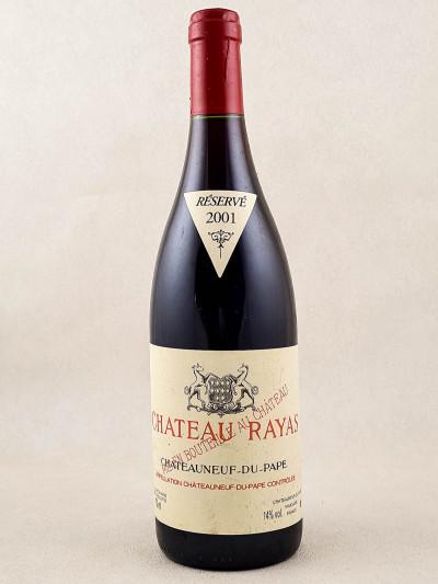Rayas - Châteauneuf du Pape 2001