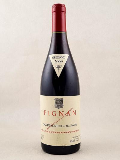 Pignan - Châteauneuf du Pape 2009