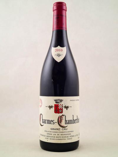 Armand Rousseau - Charmes Chambertin 2010