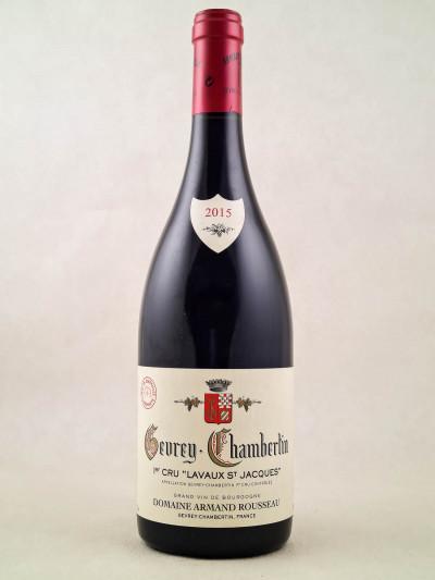 "Armand Rousseau - Gevrey Chambertin 1er cru ""Lavaux Saint Jacques"" 2015"