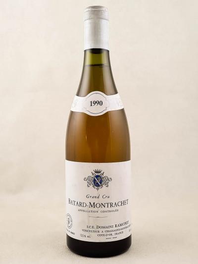 Ramonet - Bâtard Montrachet 1990