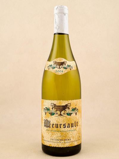 Coche Dury - Meursault 2004