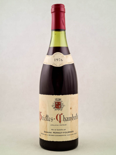 Pernot Fourrier - Griotte Chambertin 1976