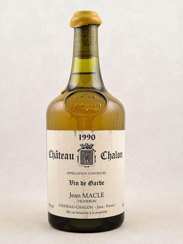 Jean Macle - Château Châlon Vin Jaune 1990