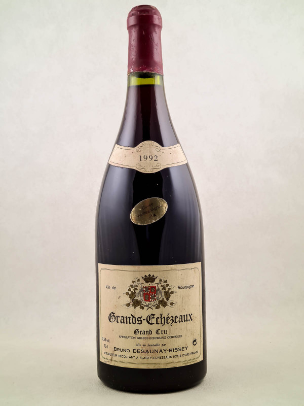 Desaunay Bissey - Grands Echezeaux 1992 MAGNUM
