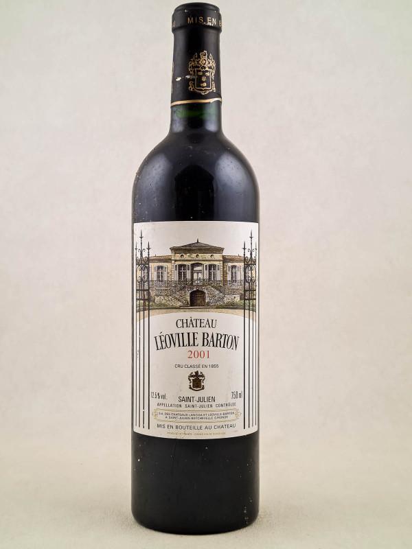 Léoville Barton - Saint Julien 2001