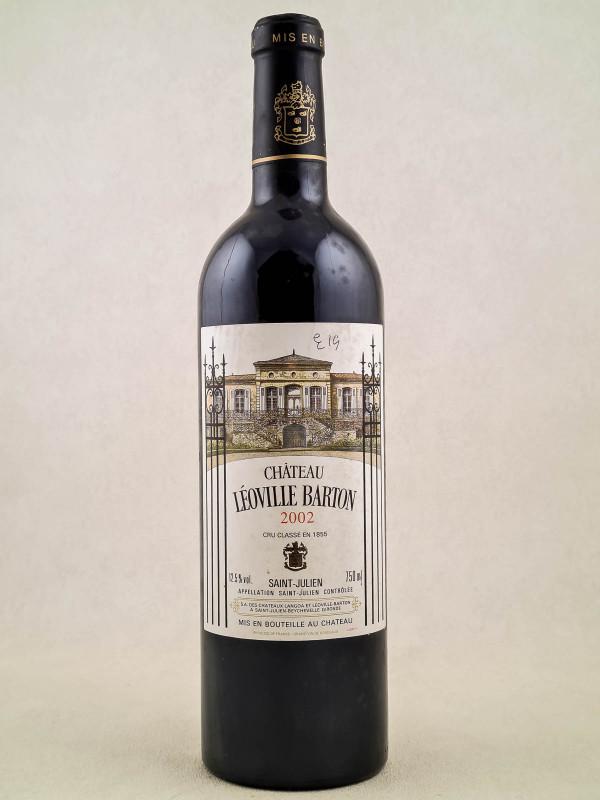 Léoville Barton - Saint Julien 2002
