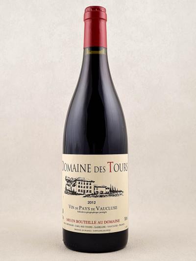 Domaine des Tours - Vin de Pays du Vaucluse 2010