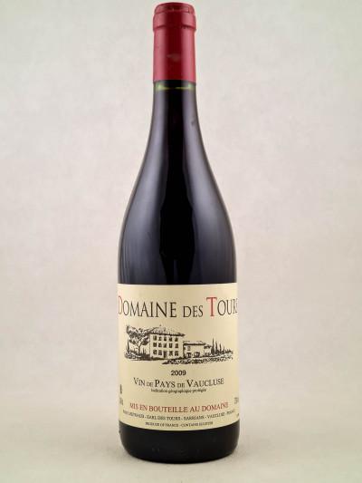 Domaine des Tours - Vin de Pays du Vaucluse 2009