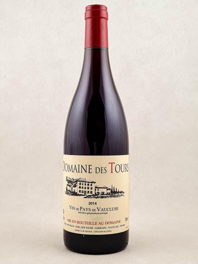 Domaine des Tours - Vin de Pays du Vaucluse 2014