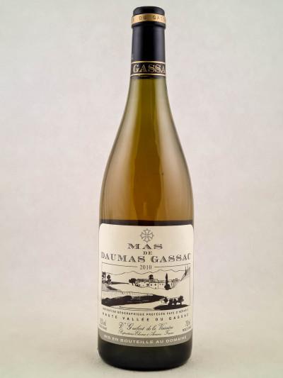 Mas de Daumas Gassac - Vin de Pays de l'Hérault blanc 2010