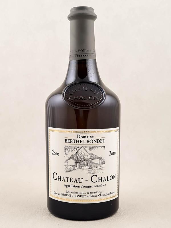 Jean Macle - Château Châlon Vin Jaune 2010