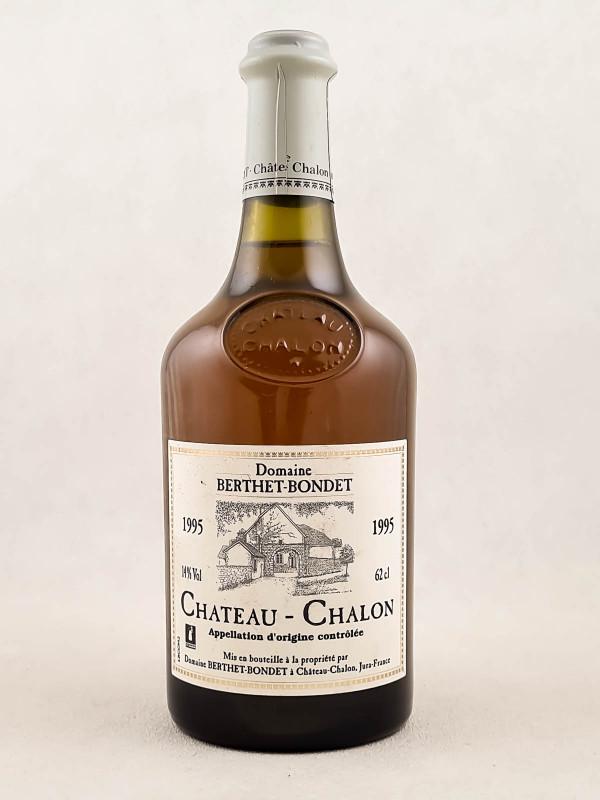 Berthet Bondet - Château Châlon Vin Jaune 1995