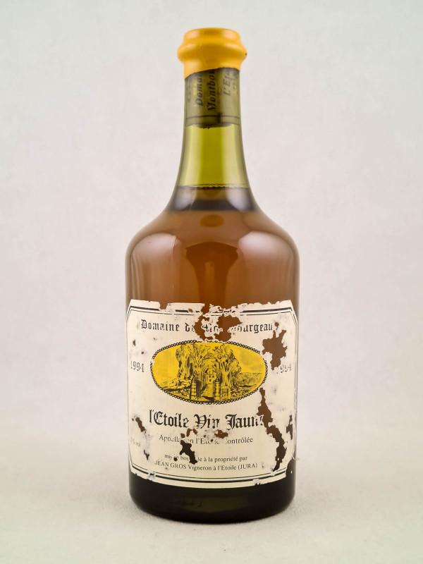 Domaine de Montbourgeau - l'Etoile Vin jaune 1994