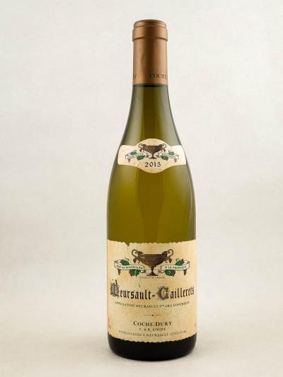 "Coche Dury - Meursault 1er cru ""Caillerets"" 2015"