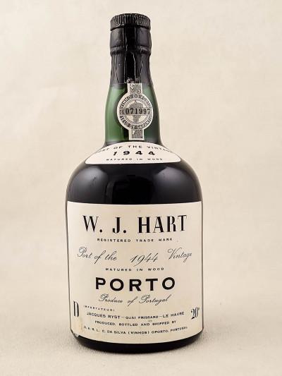 W.J Hart - Port Vintage 1944