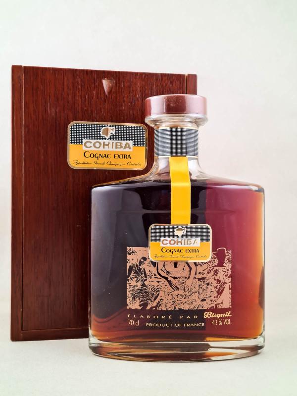 Bisquit - Cognac Extra Cohiba OWC