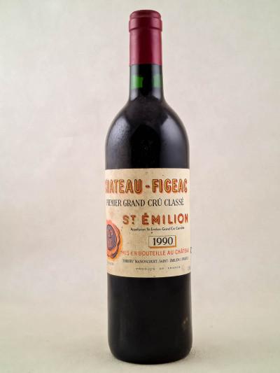 Figeac - Saint Emilion 1990