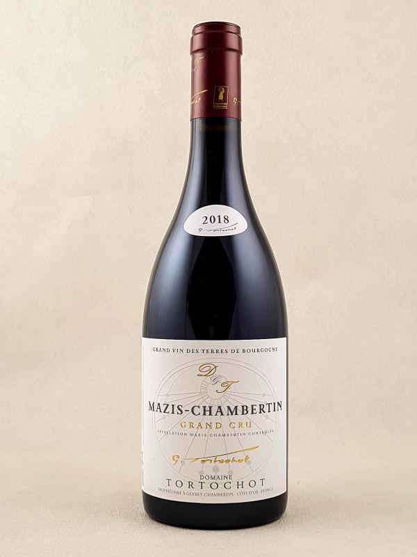 Tortochot - Mazy Chambertin 2018