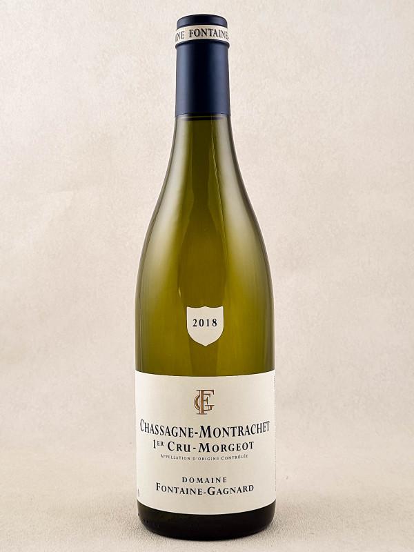 """Fontaine-Gagnard - Chassagne Montrachet 1er cru """"La Romanée"""" 2018"""