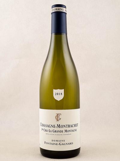 "Fontaine-Gagnard - Chassagne Montrachet 1er cru ""Les Caillerets"" 2018"