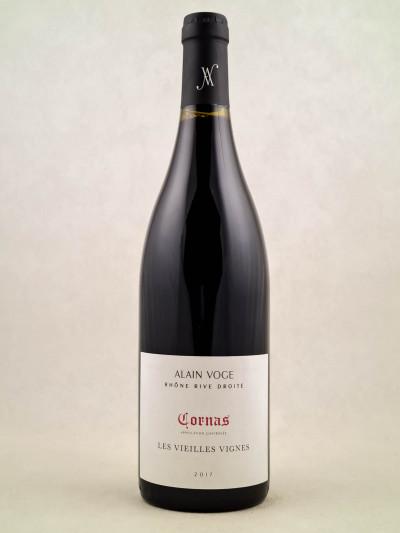 """Alain Voge - Cornas """"Vieilles Vignes"""" 2017"""