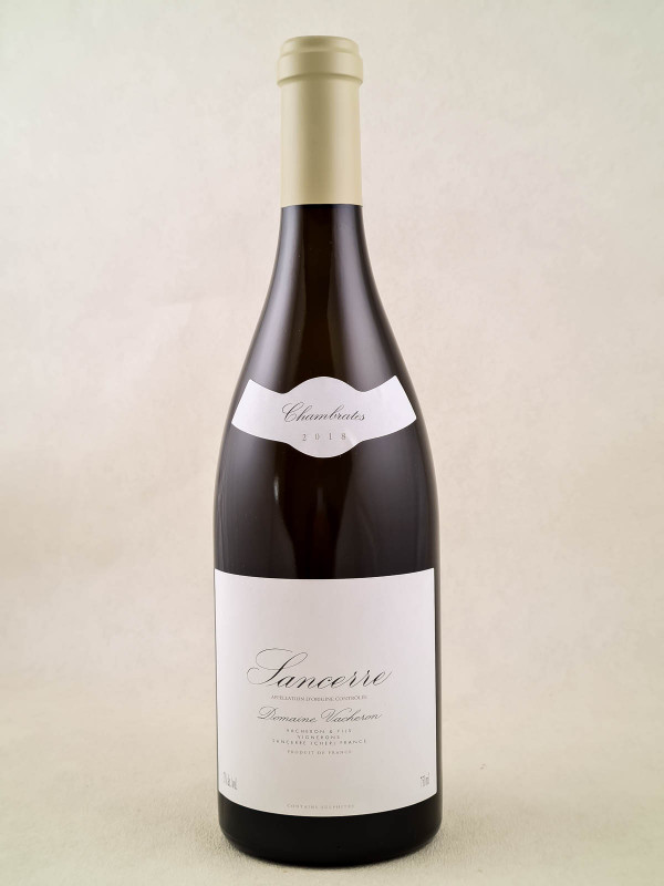 "Vacheron - Sancerre ""Chambrates"" 2018"