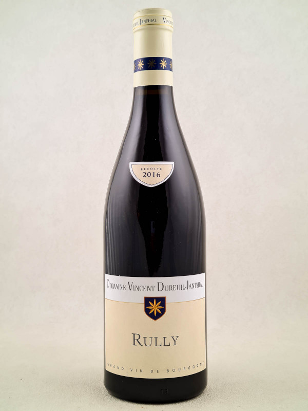 Dureuil Janthial - Rully rouge 2016