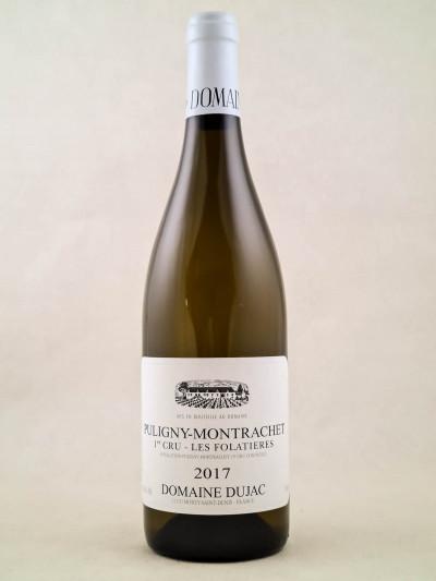"""Dujac - Puligny Montrachet 1er cru """"Les Folatières"""" 2017"""