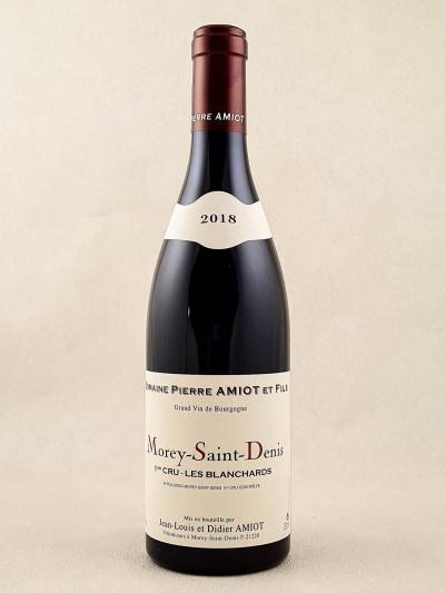 "Pierre Amiot - Morey Saint Denis 1er cru ""Les Blanchards"" 2018"